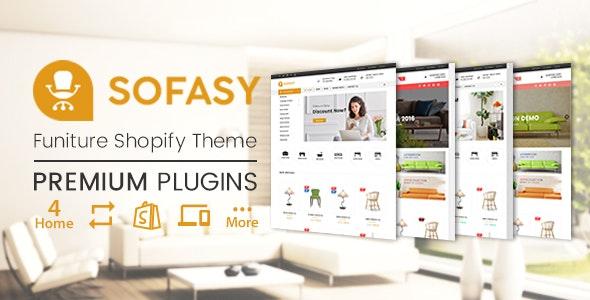 SP Sofasy - Furniture Responsive Shopify Theme - Shopify eCommerce