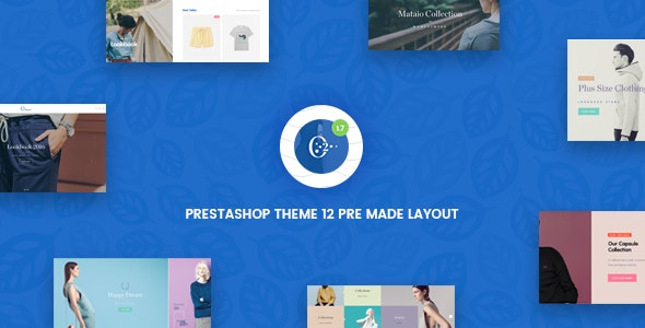 At o2 Responsive Multiple Prestashop 1.7.5.x - Fashion PrestaShop