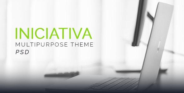 Iniciativa - Corporate Photoshop