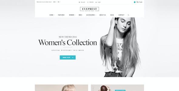 Eveprest - Fashion Shop WooCommerce WordPress Theme