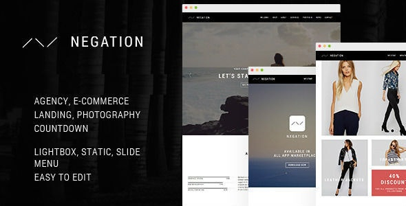 Corporate - Agency and Portfolio WordPress Theme - WordPress