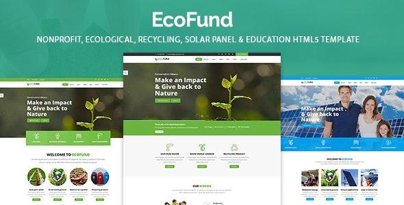 Environment Charity - Environmental Nonprofit