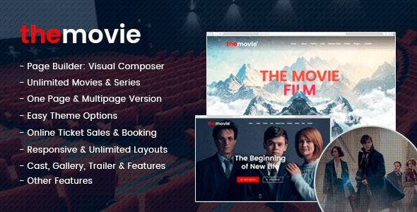 The Movie - Cinema, Film & Series - Film & TV Entertainment