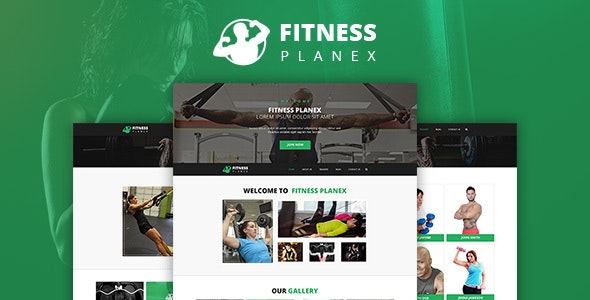 Fitness Trainer – GYM & Yoga Multi Purpose PSD Template by WebPlanex - Health & Beauty Retail