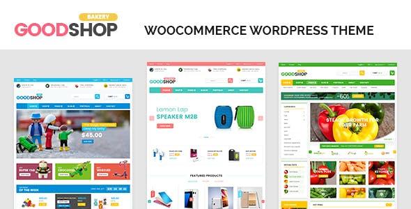 Goodshop - Multipurpose Ecommerce HTML Template