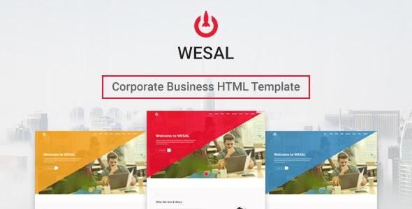 Corporate - Corporate Site Templates