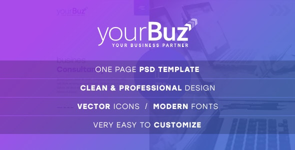 yourBuz - Business Corporate