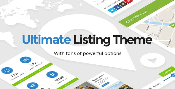 Lister - Business Directory & Listing Theme