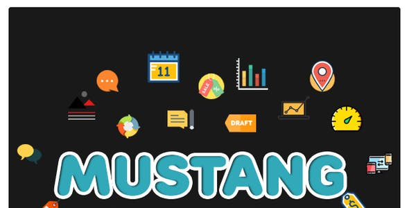 Mustang Admin Dashboard