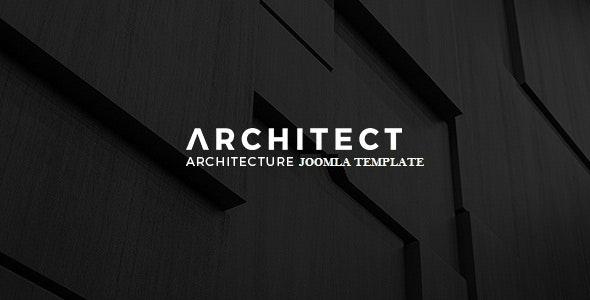 Architech -  Responsive Joomla Template - Joomla CMS Themes