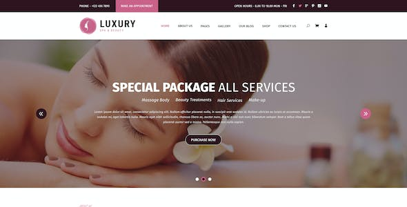 Luxury Spa and Beauty