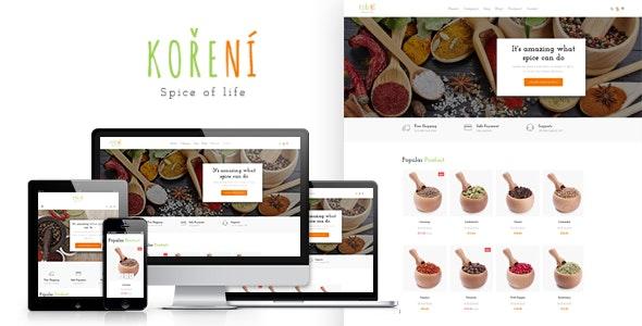 Ap Koreni Shopify Theme - Health & Beauty Shopify