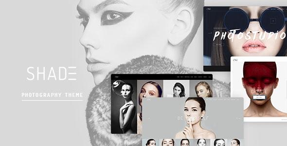 Shade - Photo Studio Theme - Photography Creative