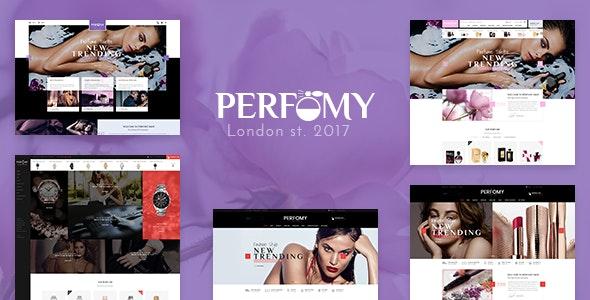 Perfomy - Perfume & Jewelry WooCommerce WordPress Theme - WooCommerce eCommerce