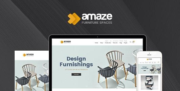 Amaze  Magento 2 Template - Shopping Magento