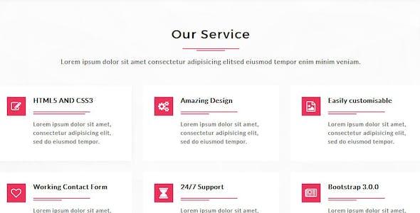 Baristra-Multipurpose HTML5 Template