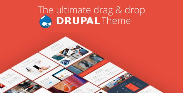 Pivot - Drupal 9 & 8 Multipurpose Theme with Paragraph Builder - Business Corporate