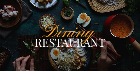 Dining Restaurant - Food Retail