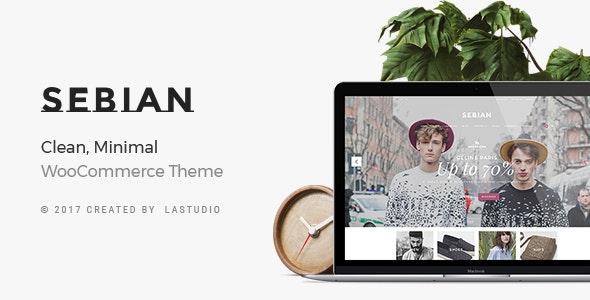 Sebian - Multi-purpose WordPress WooCommerce Theme - WooCommerce eCommerce