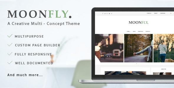 Moonfly - Multipurpose WordPress Theme - Creative WordPress
