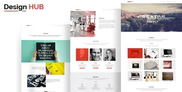 Design HUB - Marketing Corporate