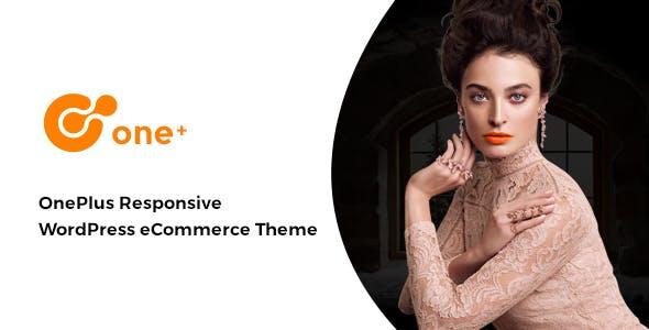 OnePlus - Responsive Fashion & Jewelry eCommerce WordPress Theme