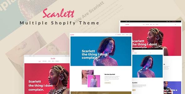 Ap Scarlett Shopify Theme - Fashion Shopify