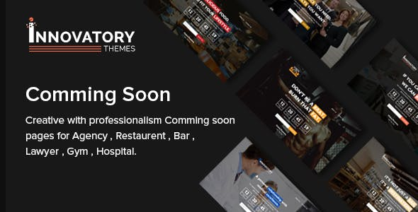 Innovatory | Coming Soon - Under Construction