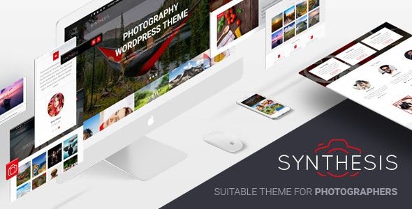 Synthesis - Suitable Theme for Photographers (Photography) - Photography Creative
