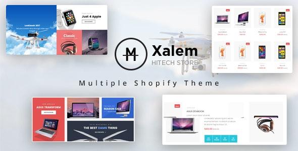 Ap Xalem Shopify Theme - Technology Shopify