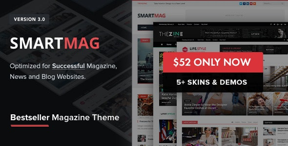 theme wordpress terbaik newspaper