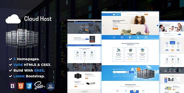 Cloud Host - Hosting Domain