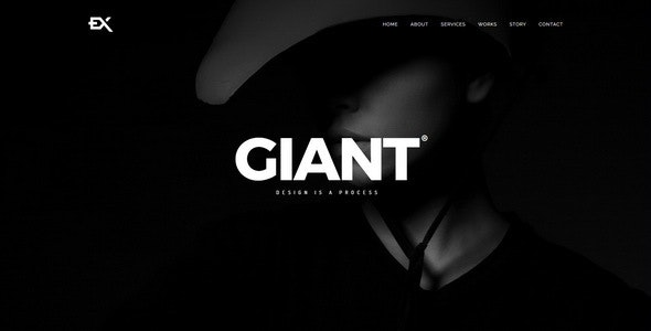 Giant || Responsive Coming Soon Page - Under Construction Specialty Pages