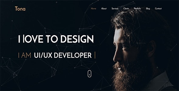 Freelancer - Personal One Page - Personal Site Templates