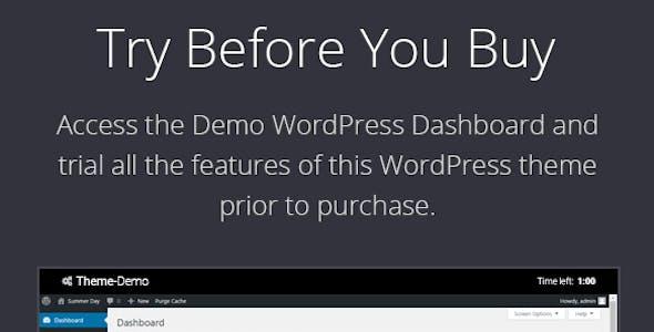 Leafy Minimal WordPress Blog & Shop