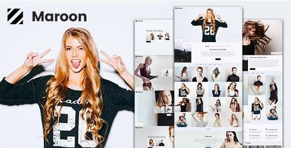 Maroon - Photography - Photography Creative