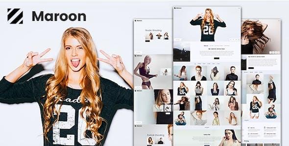 Maroon - Photography