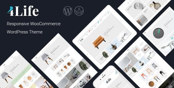JMS 4Life - Responsive WordPress Theme - WooCommerce eCommerce