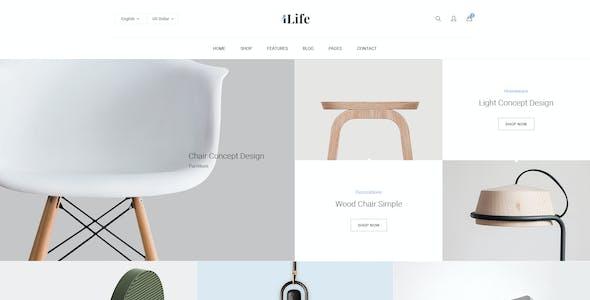 JMS 4Life - Responsive WordPress Theme