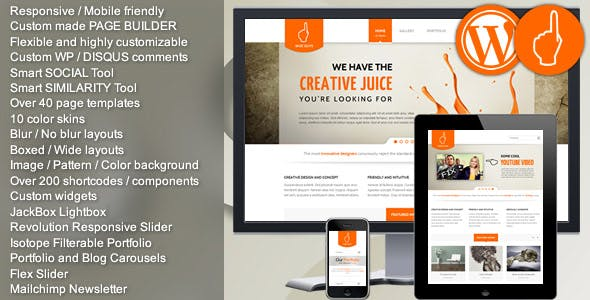 Disqus Templates from ThemeForest