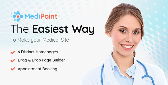 MediPoint - Doctor & Medical Theme - Health & Beauty Retail