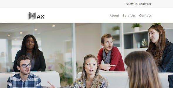 MAX - Multipurpose Responsive Email Pack