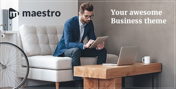 Maestro | Business - Business Corporate