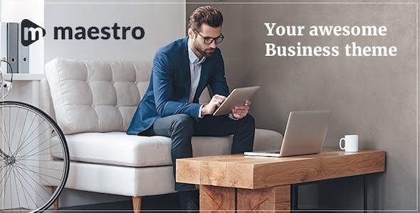Maestro   Business