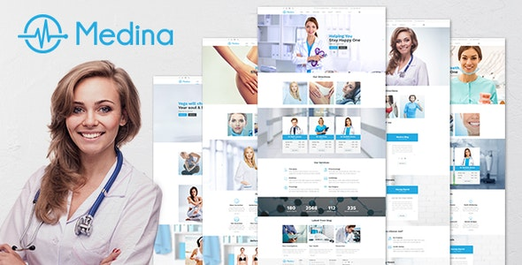Medina | Medical - Health & Beauty Retail