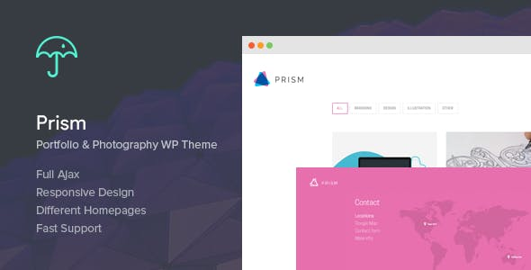 Sci-Fi Website Templates from ThemeForest