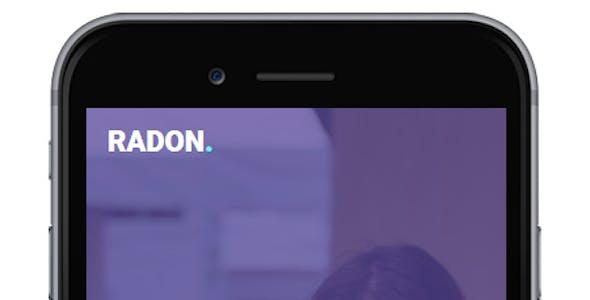 RADON HTML Mobile Template
