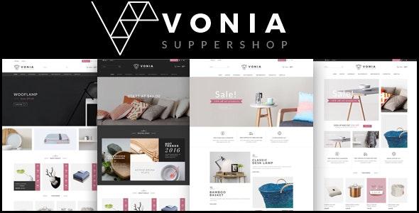 Vonia  - Multipurpose Responsive Prestashop Theme - Fashion PrestaShop