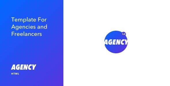Agency | Multi-Purpose HTML5 Template - Site Templates