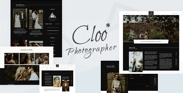 CLOO - Photography & Personal Blog - Photography Creative